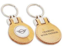 Porte-clés Apple Skin avec impression numérique - Jeton Apple Skin personnalisé par impression numérique
